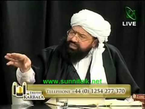 Challenge to Shia and Molvi Ishaq on Tv By Syed Irfan Shah1