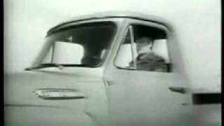 getlinkyoutube.com-1953 Ford TV Ad: Marines Test new Ford Trucks!