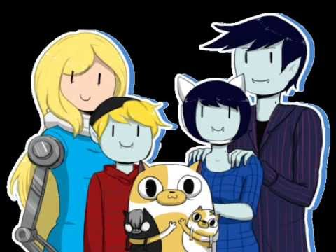 Fionna X Marshal Lee[Fiolee]-Family