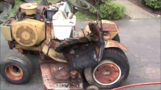 getlinkyoutube.com-Some rusty old tractors we got for free