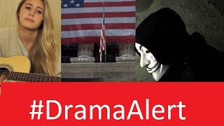 getlinkyoutube.com-Anonymous Hacks Wall Street? #DramaAlert OurMine - Lia Marie Johnson & Tejbz Hacked!