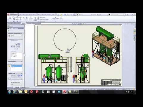 SolidWorks 2012- Assembly Drawing Enchancements
