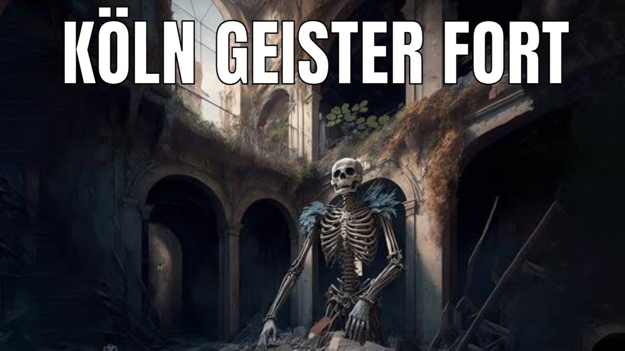 Geisterjäger im Fort IX KÖLN ! bekannter SPUKORT