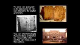 getlinkyoutube.com-Manuscripts of the New Testament vs. The Gnostic Gospels from Nag Hammadi P2/8 Dr. Michael Heiser