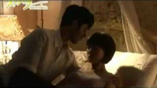 getlinkyoutube.com-[Cha Seung Won Kim Sun Ah]CITY HALL  bed scene making .flv