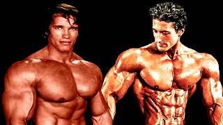 getlinkyoutube.com-Arnold Schwarzenegger vs Sadik Hadzovic - Classic Physique Motivation