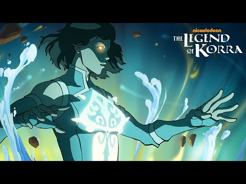The Legend Of Korra Book 3 Preview - Changes