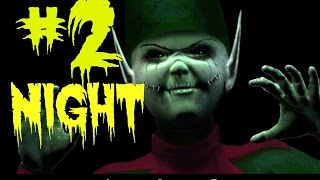 getlinkyoutube.com-Five Nights at Christmas iOS / Android Gameplay Part 2 HD