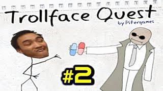 getlinkyoutube.com-Trollface Quest #2 - INVASION DE TROLLFACES - Gameplay/Commentaire Français [FR]