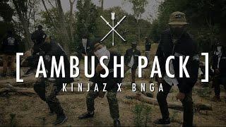 getlinkyoutube.com-KINJAZ X BNGA | #AMBUSHPACK @machingunkelly @troyboimusic