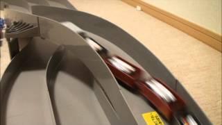 getlinkyoutube.com-#1 プラレール車両にミニ四駆のモーターを搭載、電池ボルトアップ