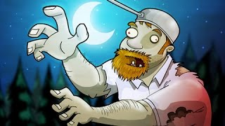getlinkyoutube.com-Plants vs Zombies Crazy Dave Plants Adventure