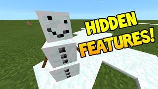 getlinkyoutube.com-Minecraft Pocket Edition - 0.12.1 Update! - NEW Hidden Features!