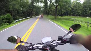 getlinkyoutube.com-BODAO FAZENDO TEST DRIVE NA DUCATI MONSTER 821 E SCRAMBLER-2015