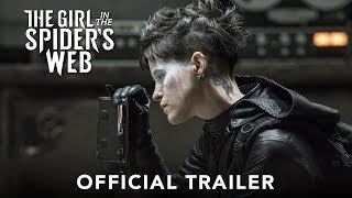 THE GIRL IN THE SPIDER WEB - Official Trailer