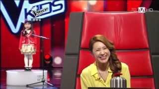 The Voice Kids Korea 11 Park Ye Eum - Fly girl