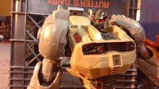 getlinkyoutube.com-Transformers Prime Legacy Ep 10- Optimus Prime Vs Grimlock Stop motion