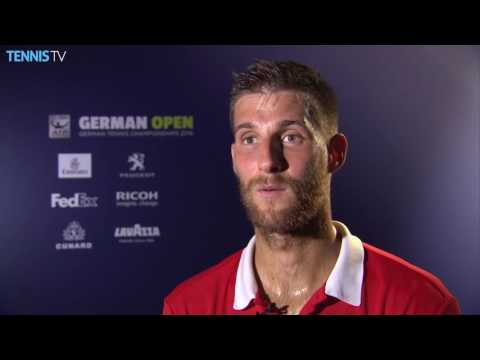 Klizan Reacts To Hamburg 2016 Semifinal Win