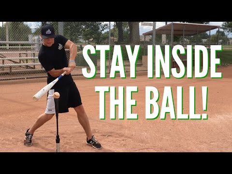"How to: ""Stay Inside the Ball"" - Baseball Hitting Tips"