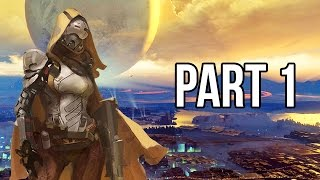 getlinkyoutube.com-Destiny Gameplay Walkthrough - Part 1 - FULL GAME Intro/Mission 1 (PS4/XB1 1080p HD)