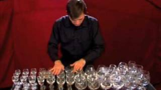 getlinkyoutube.com-Glass harp-Toccata and fugue in D minor-Bach-BWV 565