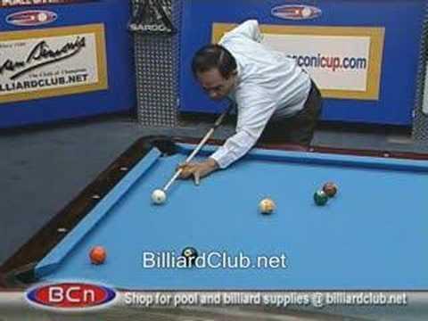 Billiards Pool US Open 9-Ball Championship Immonen v Paez