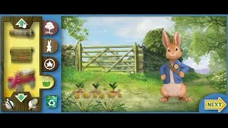 getlinkyoutube.com-Peter Rabbit Full Episode - Nick Jr Game - Peter Rabbit Make a Scene! (Peter Rabbit Games)