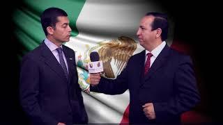Mensaje del Cónsul titular de México fortaleciendo lazos entre el consulado y la población.
