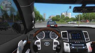 City Car Driving - Toyota Land Cruiser 200 | Street Racing