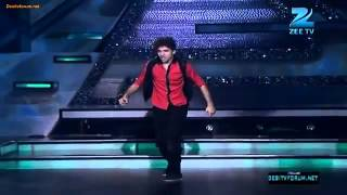 Dance India Dance Season 3  Raghav CROCROAZ song Tujhe Bhula Diya) Proposing Bipasha HD