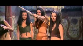 getlinkyoutube.com-Amazon battle - Zan, King Of The Jungle (1969)