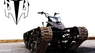 getlinkyoutube.com-Mini Ripsaw  UNREAL CRAZY VIDEO of the Most Kickass ATV EVER Built! Newest Vid never released