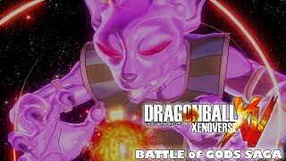 getlinkyoutube.com-Dragon Ball Xenoverse - God of Destruction Beerus Saga  [ENGLISH Gameplay Walkthrough Part 8]