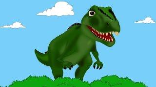 getlinkyoutube.com-Поезд динозавров  Мультик Раскраска / Dinosaur Train coloring