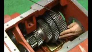 getlinkyoutube.com-HOWO. Assembly transmission g1S119. Chapter 4