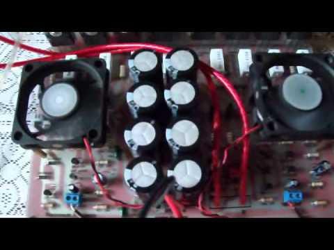 Amplificador de 400W -XKvq38J0raQ