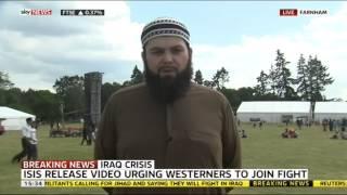 ODGOVOR AHMADIYYA MUSLIMANSKE MLADEŽI NA DJELATNOSTI ISIS-A