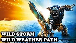 Skylanders Imaginators - Wild Storm - Wild Weather Path - GAMEPLAY