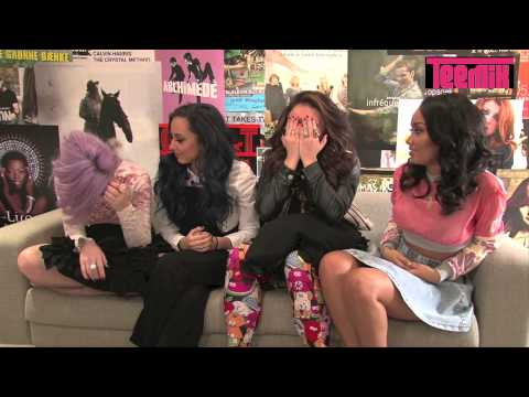 Little Mix share their secret talents ! (Teemix interview 5/5)