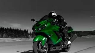 getlinkyoutube.com-Kawasaki ZZR 1400 (ZX-14R) Action Video