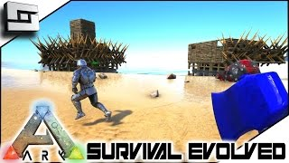 getlinkyoutube.com-ARK: Survival Evolved - PVP AT SEA! S3E20 ( Gameplay )