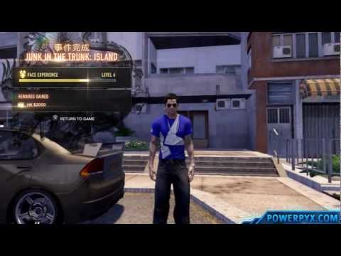 Sleeping Dogs - All Random Event Locations (Event Planner Trophy / Achievement Guide)
