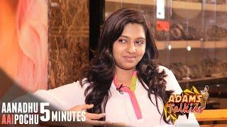 getlinkyoutube.com-Aanadhu Aagipochu 5 Minutes with Lakshmi Menon | VJ Adams