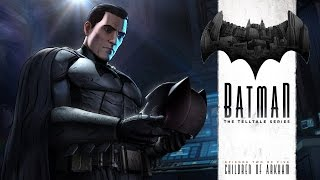 Batman - The Telltale Series - 2. Epizód: Children of Arkham