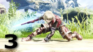 getlinkyoutube.com-Really Feelin' It 3! Shulk SSB4 Wii U Combo Video/ String/ Highlights