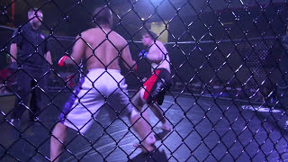 getlinkyoutube.com-Silat Fighter in the Octagon (MMA)