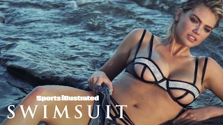 getlinkyoutube.com-Kate Upton Sparkles, Ashley Graham Gets Scorching Hot In Fiji | On Set | Sports Illustrated Swimsuit