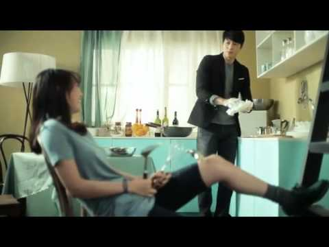 20110218 Giordano Spring 2011 CF - Jung Woo Sung &amp; Shin Min Ah (V. 2)