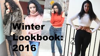 Winter Lookbook: 2016