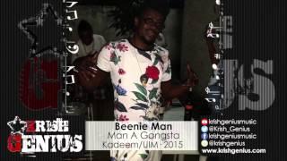 Beenie Man - Man A Gangsta